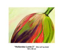 Hollandse Lente 2 100x80
